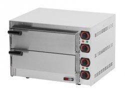 Piec do pizzy dwupoziomowy FP - 66R REDFOX 00000451 FP - 66R