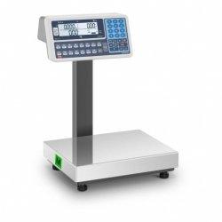 Waga sklepowa - 15 kg (5 g) / 30 kg (10 g) - LCD - legalizacja TEM EX10200056 EX10200056