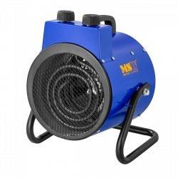 Nagrzewnica elektryczna - 2000W - okrągła MSW 10060846 MSW-TTEH-2000