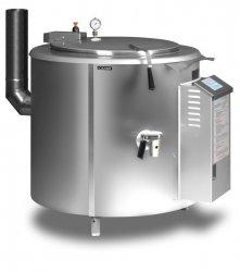 Kocioł warzelny gazowy o pojemności 150l KG-150.8-II-X LOZAMET KG-150.8-II-X KG-150.8-II-X