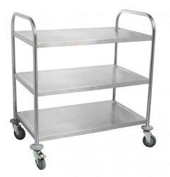 Wózek kelnerski 3 półki COOKPRO 640030002 640030002