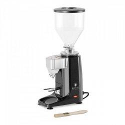Młynek do kawy - 200 W - 1000 ml - aluminium - czarny - LED ROYAL CATERING 10011921 RC-CGM21