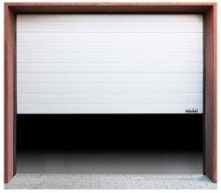 Segmentowa brama garażowa - 2500 x 2125 mm - biała MSW 10060033 GD2521-0