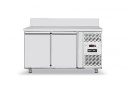 Stół chłodniczy Profi Line 2-drzwiowy z agregatem bocznym - linia 700 HENDI 232040 232040