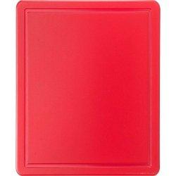 Deska do krojenia GN 1/2 czerwona STALGAST 341321 341321