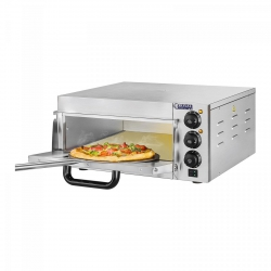 Piec do pizzy Royal Catering RCPO-2000-1PE jednokomorowy 2000W ROYAL CATERING 10010570 RCPO-2000-1PE