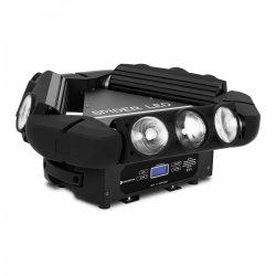 Ruchoma głowa - spider LED CON.LMH-9/10/RGB SINGERCON 10110235