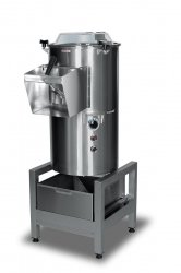 Obieraczka do ziemniaków o wsadzie 13-18kg i wydajności 430-670kg/h 400V OZO.3.1/S LOZAMET OZO.3.1/S OZO.3.1/S