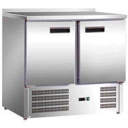 Stół chłodniczy 2 drzwiowy agregat na dole STALGAST 842029 842029