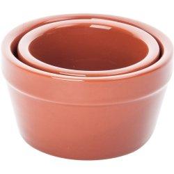 Naczynie okrągłe wysokie do zapiekania d 93 mm STALGAST 045008 045008