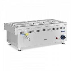 Bemar gazowy - 3300 W - 5 GN - 0,02 bar - G20 ROYAL CATERING 10011927 RC-BM662E