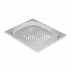 Pojemnik gastronomiczny - GN 1/2 - 20 mm - perforowany ROYAL CATERING 10011050 RCGN-P1/2X20