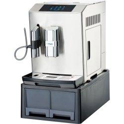 Ekspres automatyczny do kawy z wysuwanymi szufladami, stal nierdzewna STALGAST 486960 486960