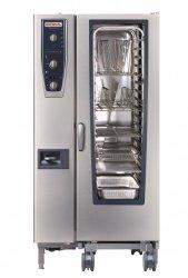 Piec konwekcyjno-parowy CombiMaster® Plus 201 Elektryczny RATIONAL B219100.01.202 CombiMaster® Plus 201 Elektryczny