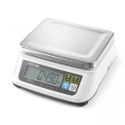 Waga kuchenna z legalizacją 3 kg HENDI 580448 580448