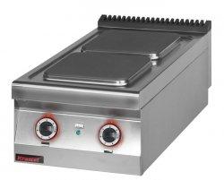 Kuchnia elektryczna /2 płyty/  450x900x280 mm KROMET 900.KE-2 900.KE-2
