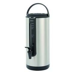 Termos pojemnik 2,4 L z kranikiem i wskaźnikiem