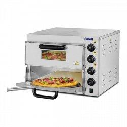 Piec do pizzy - 3000 W - 2 komory - Ø 40 cm ROYAL CATERING 10010832 RCPO-3000-2PS-1