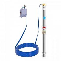Pompa głębinowa - 2200 W - do 72 m - stal nierdzewna Hillvert 10090122 HT-ROBSON-SP2200-72