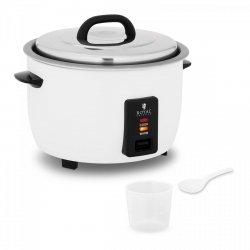 Urządzenie do gotowania ryżu - 10 litrów ROYAL CATERING 10011538 RCRK-10L