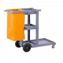 Wózek do sprzątania - nieprzemakalna torba Ulsonix 10050166 UNICLEAN 5