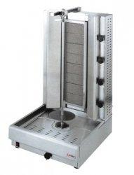 Kebab - grill gazowy DG - 6 A REDFOX 00000334 DG - 6 A