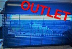 OUTLET | Lampa owadobójcza do użytku na zewnątrz 30W HENDI 270066 270066