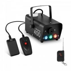 Wytwornica mgły - 28 m³/min - 3 kolory LED SINGERCON 10110025 CON.FM-400