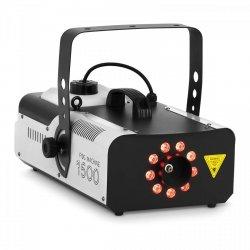 Wytwornica mgły - 566 m³/min - DMX - 3 kolory LED SINGERCON 10110017 CON.FM-1500 9L