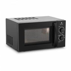 Mikrofalówka - 20 l - 900 W - czarna ROYAL CATERING 10011832 RC-MV-02