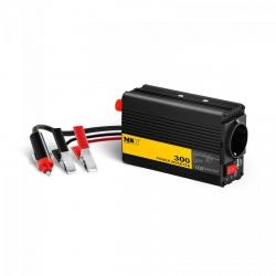 Przetwornica samochodowa - 300/600W - wtyczka do zapalniczki MSW 10060765 MSW-CPI-300PSL
