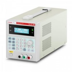 Zasilacz laboratoryjny - 0-30 V - 0-5 A DC - przewód USB - funkcja pamięci - LCD STAMOS 10021066 S-LS-36