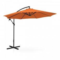 Parasol ogrodowy wiszący - Ø300 cm - pomarańczowy UNIPRODO 10250087 UNI_UMBRELLA_R300OR