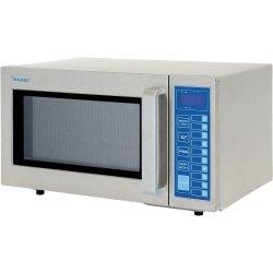 Kuchenka mikrofalowa 1000 W profesjonalna STALGAST 775010 775010