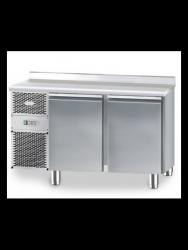 Stół mroźniczy z drzwiami o pojemności 2x110l 1325x700x850 DM-S-95002.0.0 DORA METAL DM-S-95002.0.0 DM-S-95002.0.0