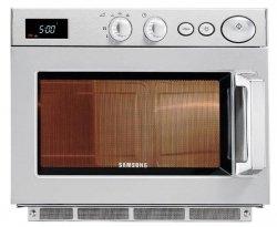 Kuchenka mikrofalowa Samsung 1450W, 26 l, sterowanie elektromechaniczne HENDI 281499 281499