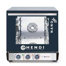 Piec multifunkcyjny HENDI NANO 4x 450x340 mm – elektryczny, sterowanie manualne HENDI 223369 223369