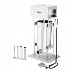 OUTLET | Nadziewarka do kiełbas - 15 litrów - elektryczna ROYAL CATERING 10010348 RCWF-15LE-H