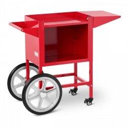 Wózek do popcornu - czerwony - 51 x 37 cm ROYAL CATERING 10011138 RCPT-14