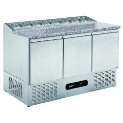 Stół chłodniczy sałatkowy Pizzajola R3 1320 MERCATUS R31320 R31320