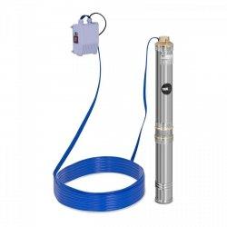 Pompa głębinowa - 750W - do 72 m - stal nierdzewna MSW 10060170 MSW-SPP44-075