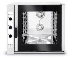 Piec konwekcyjno-parowy 7 x GN 1/1 elektryczny - sterowanie manualne HENDI 225554 225554