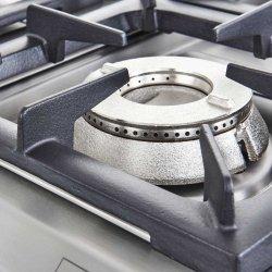 Kuchnia nastawna gazowa 6 palnikowa 1200x700 32,5kW - G20 STALGAST 9707110 9707110