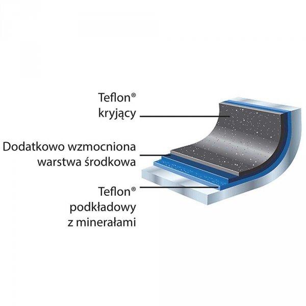 Patelnia do naleśników nieprzywierająca PLATINUM d 255 mm