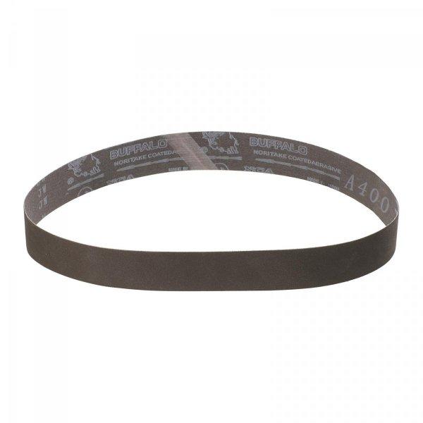 Taśma szlifierska - gradacja 400 - 760 mm - 5 szt. MSW 10060642 MSW-AOBELT476-400