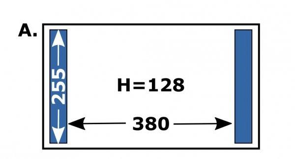 Pakowarka próżniowa PP 4.6 listwa zgrzewająca 2x255 pompa 12m3 TEPRO PP 4.6 PP 4.6