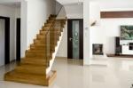 Trep dębowy lity drewniany kl.I 30x320x1000mm