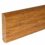 Teak listwa cokołowa lita surowa 15x95x1600mm