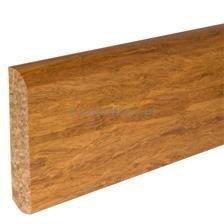 Teak listwa cokołowa lita surowa 15x95x1300mm