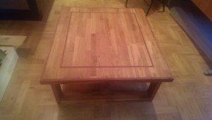 Stół lity dębowy + kurupaya 36x830x920mm